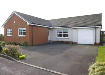 Thumbnail 3 bed detached bungalow for sale in 3 Crannog Court, Lochfoot, Dumfries