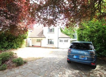 Thumbnail 3 bed detached house for sale in Poyntell Crescent, Chislehurst