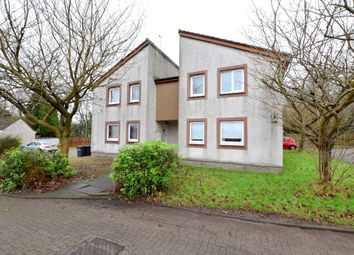 Thumbnail 1 bedroom flat for sale in Ochil Court, Irvine, North Ayrshire
