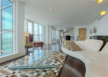 Thumbnail 2 bed property to rent in Hamilton House, St George Wharf, Vauxhall, London