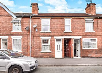 Thumbnail 3 bedroom terraced house for sale in Balfour Street, Horninglow, Burton-On-Trent