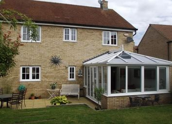 Thumbnail 4 bed property to rent in Lockwood Chase, Oxley Park, Milton Keynes