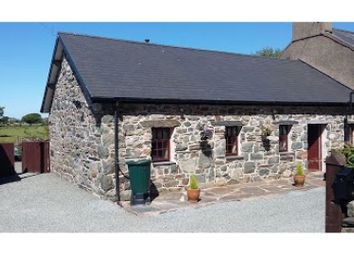 Thumbnail 3 bed barn conversion for sale in Ffordd Harlech, Harlech