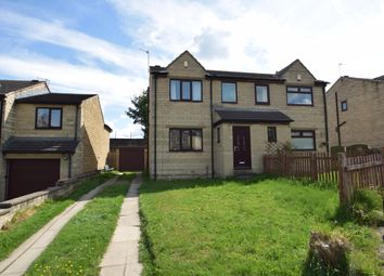 Thumbnail 3 bed semi-detached house for sale in Thomas Court, Bradford, West Yorkshire