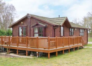 Thumbnail 2 bed lodge for sale in Robin Lodge, Tattershall