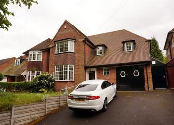 Thumbnail 4 bed detached house to rent in Vernon Avenue, Handsworth Wood, Birmingham