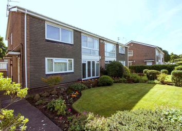 Thumbnail 2 bed flat for sale in Greenlaw Road, Cramlington