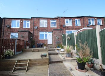 Thumbnail 3 bed terraced house for sale in Mansfield Drive, Sheffield