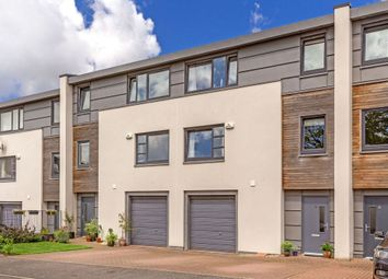 Thumbnail 5 bedroom town house for sale in 24 Burnbrae Grove, Edinburgh