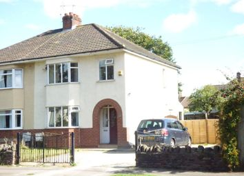 Thumbnail 3 bedroom semi-detached house for sale in High Street, Winterbourne, Bristol, Gloucestershire