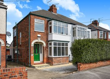 Thumbnail 3 bed semi-detached house for sale in Silverdale Road, Hull