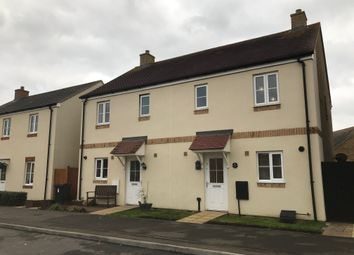 Thumbnail 3 bed semi-detached house for sale in Damara Way, Kingsnorth, Ashford