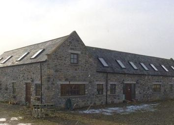 Thumbnail 5 bed barn conversion for sale in Old Rayne, Insch