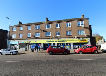 Thumbnail 2 bed flat for sale in Kilbowie Road, West Dunbartonshire