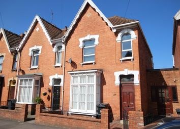 Thumbnail 3 bed end terrace house for sale in Camden Road, Bridgwater