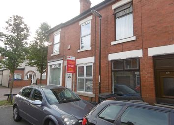 Thumbnail 2 bed property to rent in Randolph Road, Derby