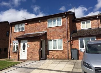Thumbnail 3 bed semi-detached house to rent in Whygate Grove, Birches Head, Stoke-On-Trent