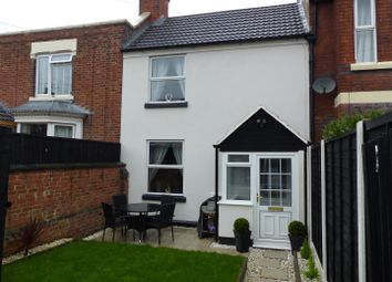 Thumbnail 2 bed terraced house for sale in Belvedere Road, Woodville, Swadlincote