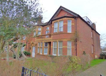 Thumbnail 3 bedroom flat for sale in Turketel Road, Folkestone