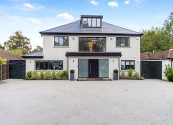 Thumbnail 5 bed detached house for sale in Leas Road, Warlingham, Surrey