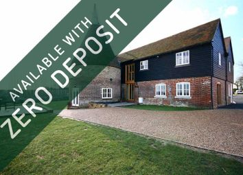 Thumbnail 4 bed property to rent in Rodmersham, Dully Road, Sittingbourne