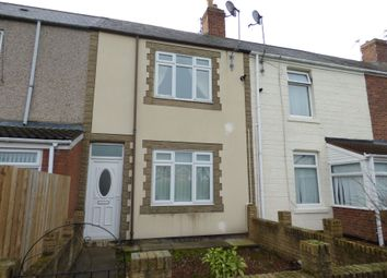 Thumbnail 2 bedroom terraced house to rent in Monkseaton Terrace, Ashington