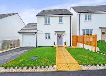 Thumbnail 3 bed detached house to rent in Figgy Road, Newquay