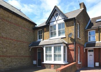 Thumbnail 3 bed terraced house for sale in Percy Avenue, Broadstairs, Kent