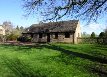 Thumbnail 3 bed detached bungalow for sale in Netherton, Near Rothbury, Northumberland