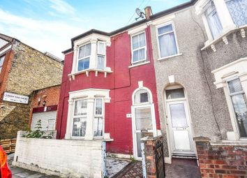 Thumbnail 3 bed end terrace house for sale in Gatton Road, London