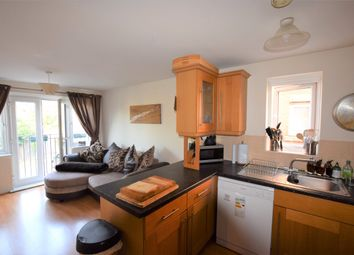 Thumbnail 2 bed flat for sale in Plover House, Plover House, Capstan Drive, Rainham