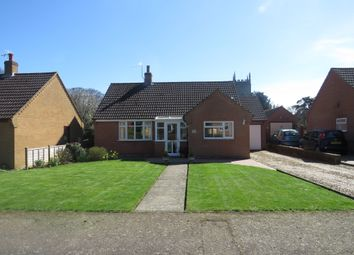 Thumbnail 3 bed detached bungalow for sale in St Georges Close, Saham Toney, Thetford