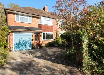 Thumbnail 4 bed semi-detached house for sale in Andover Road, Weeke, Winchester