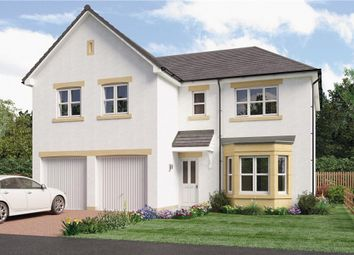 "Thumbnail 5 bed detached house for sale in ""Jura"" at Springhill Road, Barrhead, Glasgow"