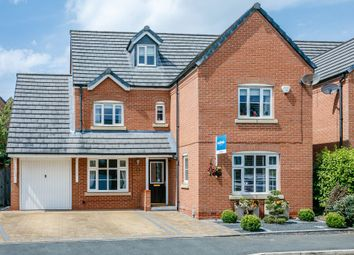 Thumbnail 5 bed detached house for sale in Gibfield Drive, Atherton, Manchester, Greater Manchester