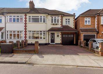 4 bed semi-detached house for sale in Stanley Avenue, Romford, London RM2