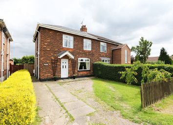 Thumbnail 3 bed semi-detached house for sale in Northfield Road, Messingham, Scunthorpe, Lincolnshire
