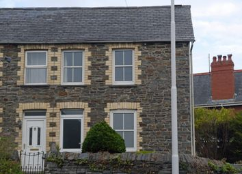 Thumbnail 2 bed end terrace house to rent in Pwllhobi, Llanbadarn Fawr