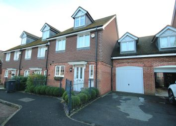 Thumbnail 4 bed terraced house for sale in Letcombe Place, Horndean, Waterlooville
