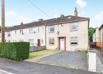 Thumbnail 3 bed flat for sale in Shewalton Drive, Drybridge, Irvine