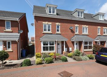 Thumbnail 4 bedroom town house for sale in Doveholes Drive, Sheffield