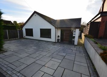 Thumbnail 3 bed detached bungalow for sale in Hillingdon Road, Manchester