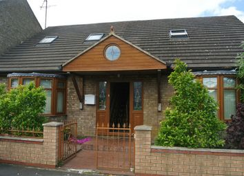 Thumbnail 5 bed detached bungalow for sale in Belham Road, Peterborough, Cambridgeshire