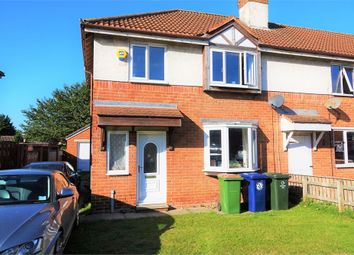 Thumbnail 3 bedroom end terrace house for sale in Tennyson Avenue, Grangetown, Middlesbrough