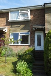 Thumbnail 2 bed terraced house to rent in Godfrey Close, Lewes