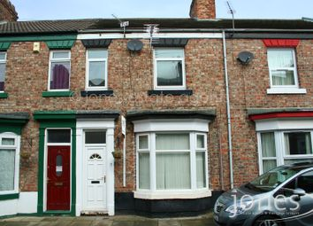 Thumbnail 3 bed terraced house to rent in Cragg Street, Stockton On Tees
