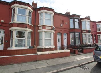 Thumbnail 3 bed terraced house to rent in Croxteth Avenue, Bootle, Liverpool