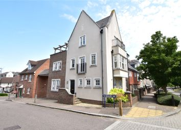 Thumbnail 4 bed end terrace house for sale in Watermans Way, Greenhithe, Kent