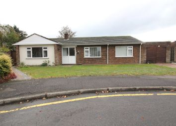 Thumbnail 4 bed bungalow for sale in Saffron Close, Earley, Reading, Berkshire