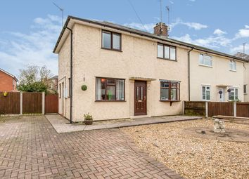 3 bed semi-detached house for sale in The Crescent, Congleton, Cheshire CW12
